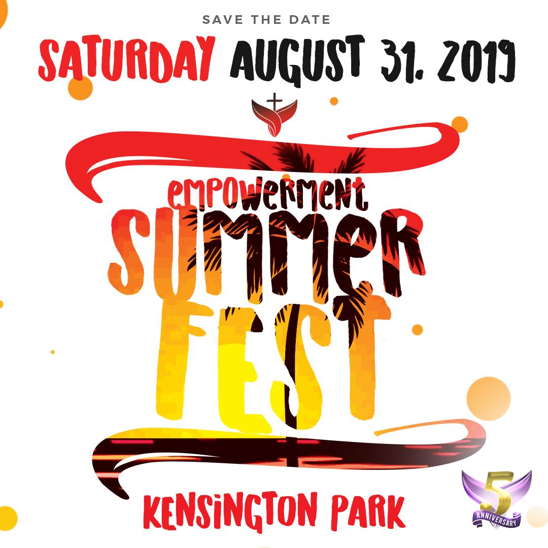 Empowerment Summer Fest 2019