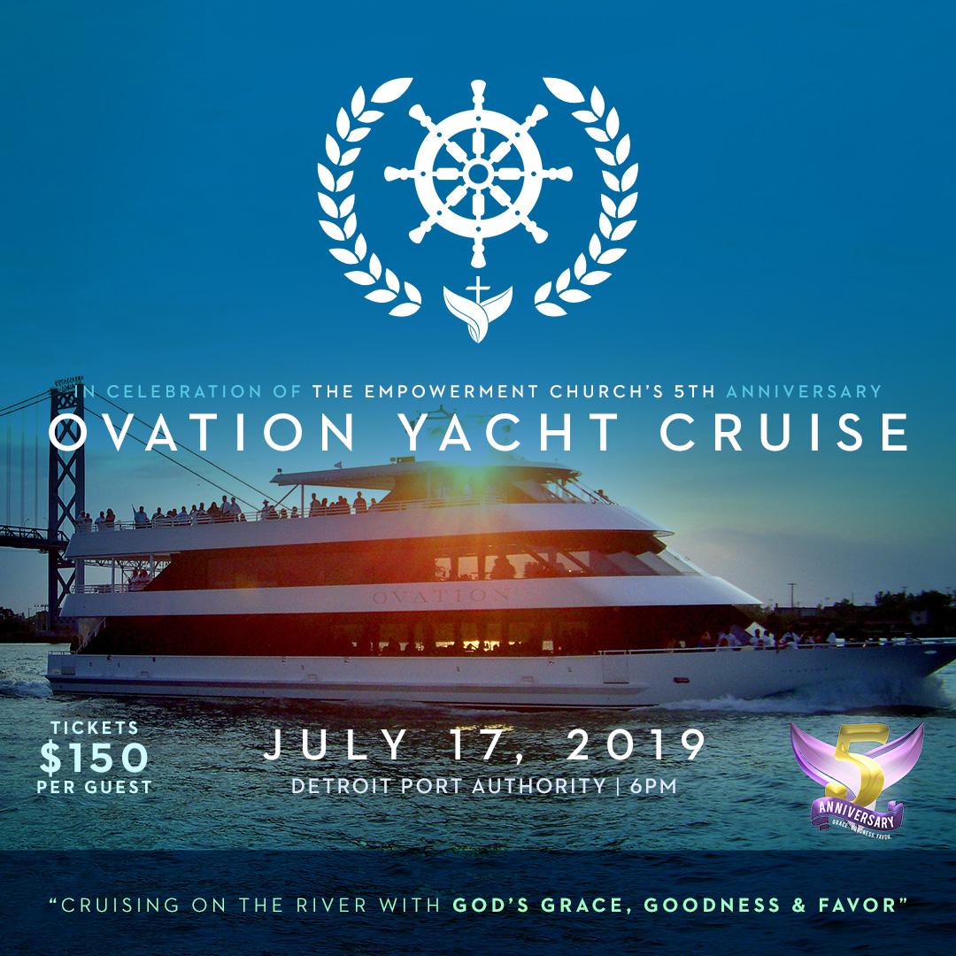 Ovation Yacht Cruise