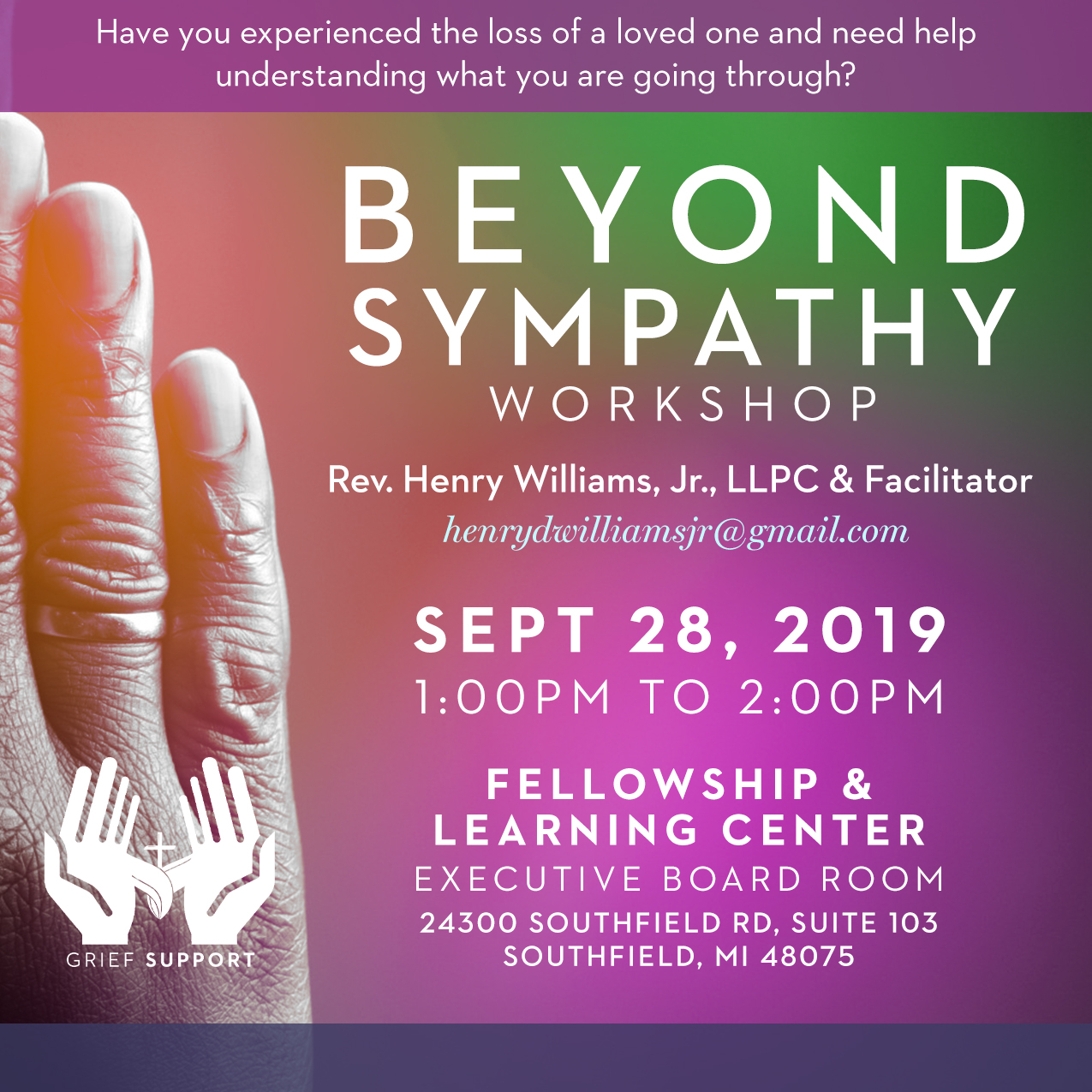 Beyond Sympathy Workshop