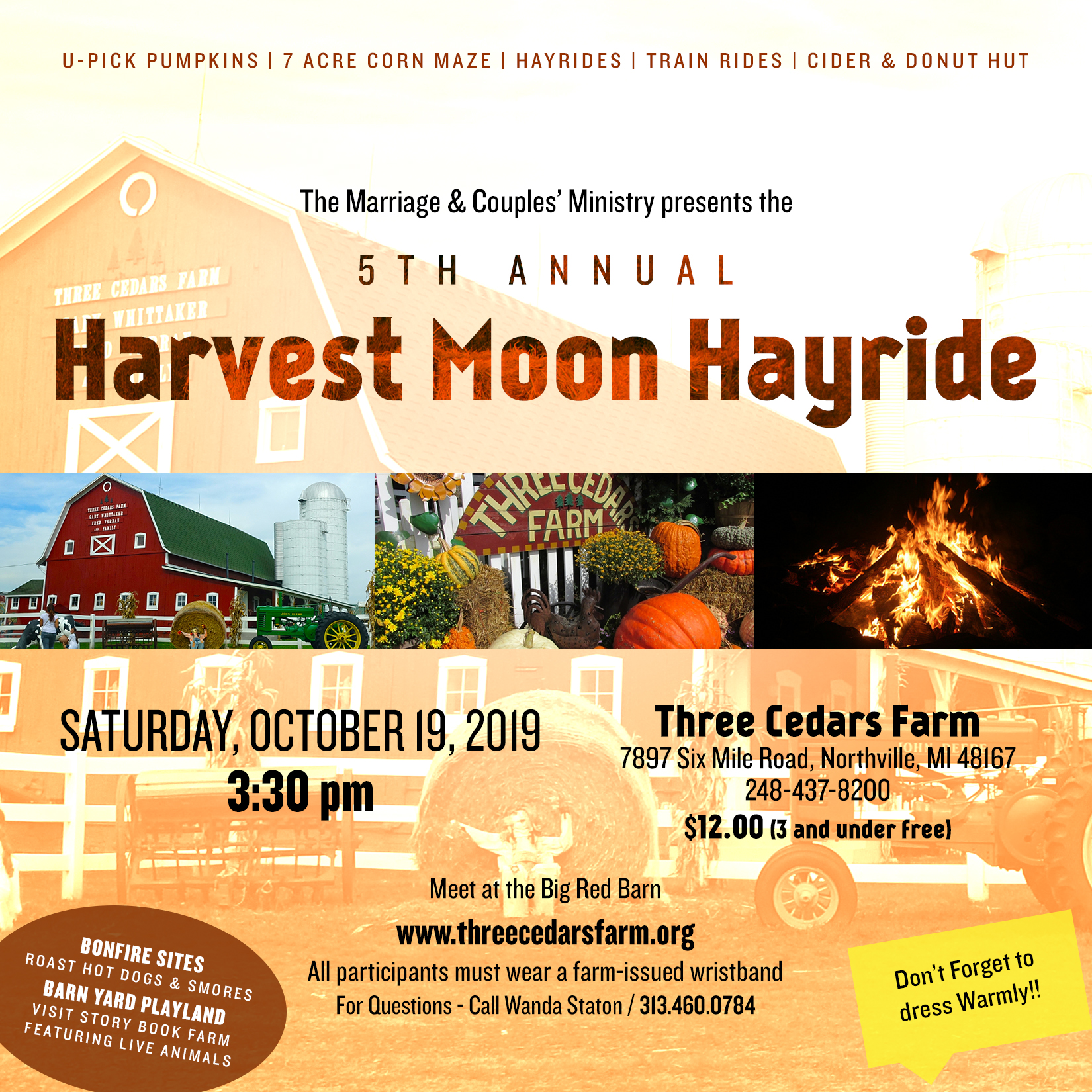 Harvest Moon Hayride